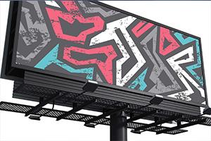 Un monoposte es un cartel publicitario instalado a gran altura que produce un gran impacto visual...