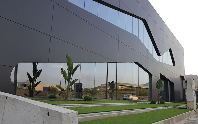 fachada composite unexport
